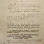 CONSEIL D'ADMINISTRATION DU 16 JUIN 1969